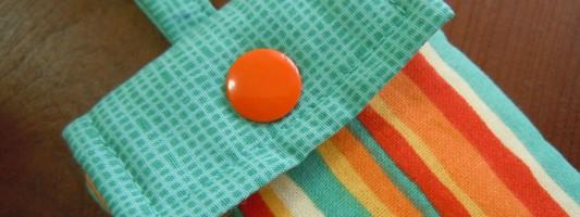 Dica – Tutorial de como colocar botão plástico de pressão usando Balancim