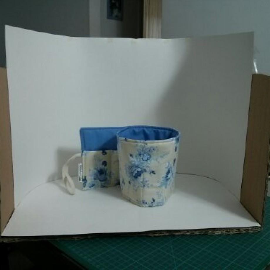 Dica – Mini estúdio