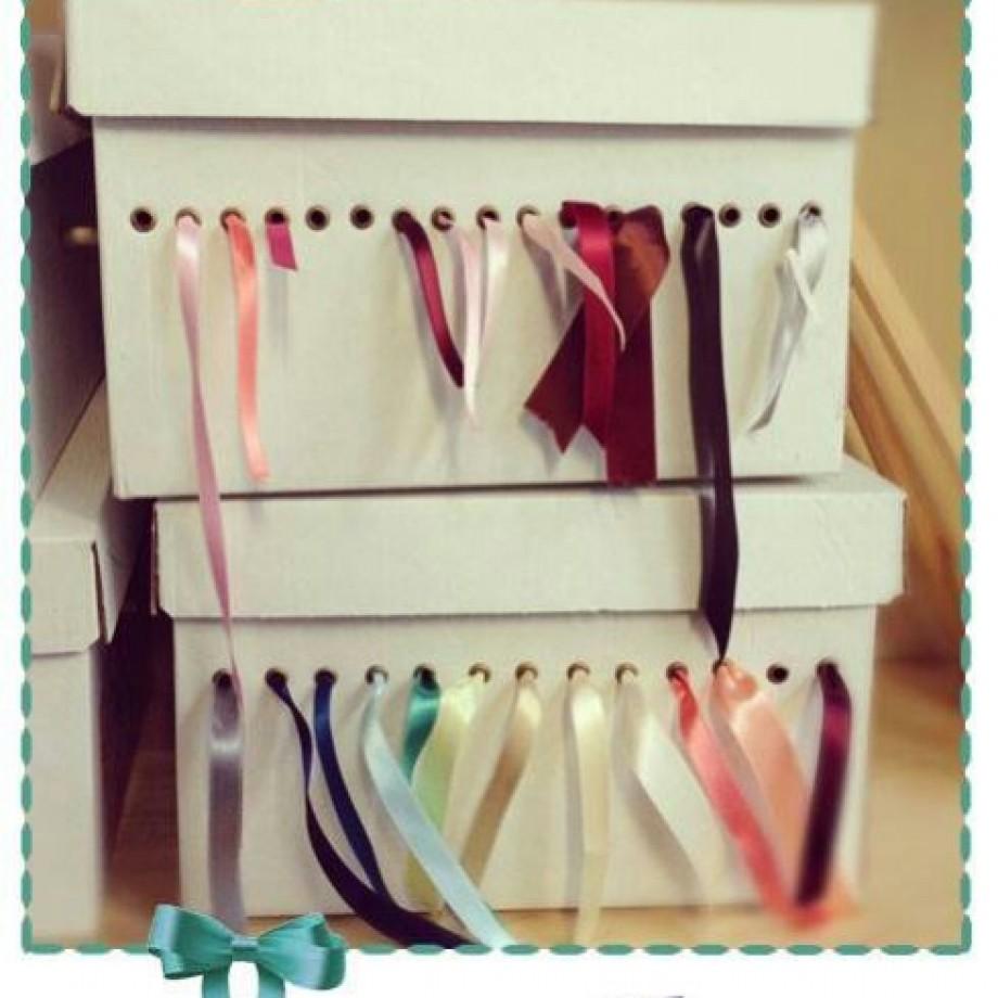 Dica – Organizando fitas