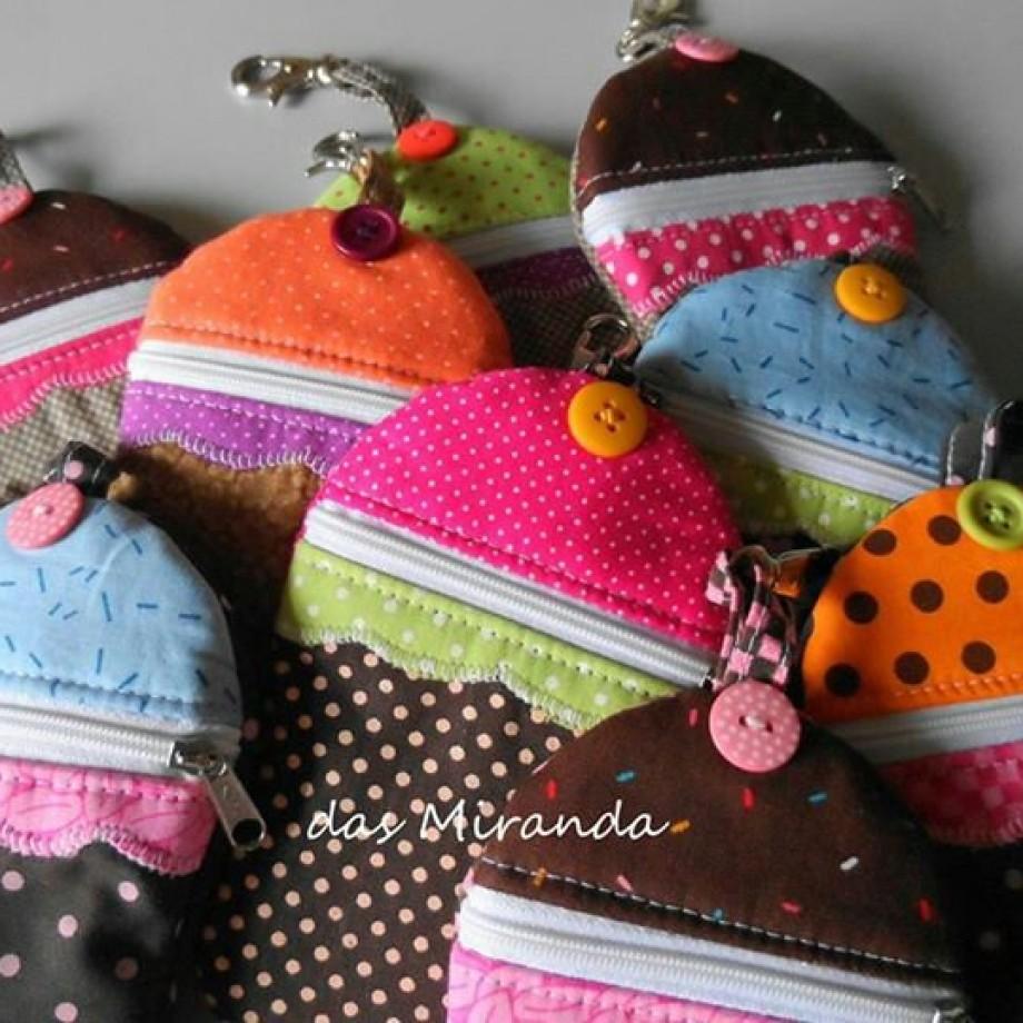 Tutorial – Necessaire de Cupcake