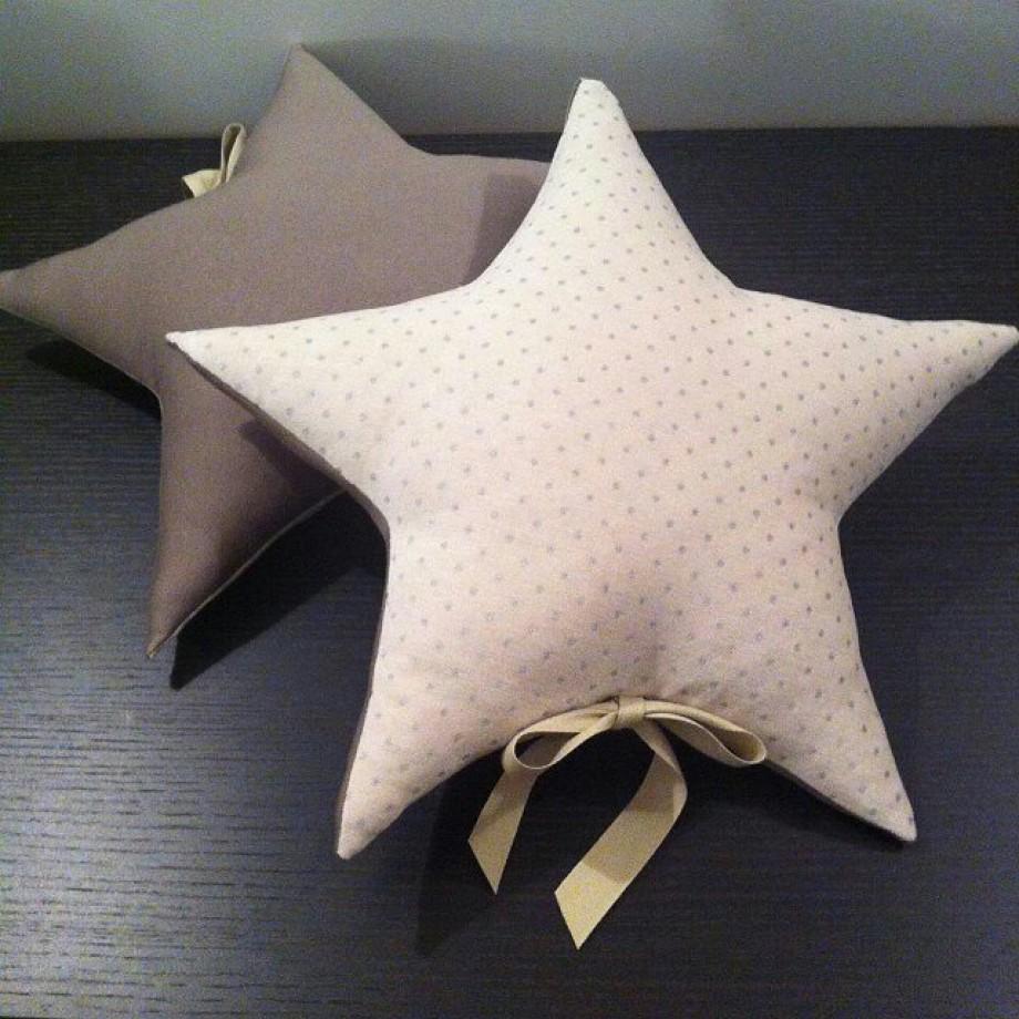 Inspiração – Almofada de estrela