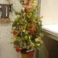 Árvore de Natal de costureira