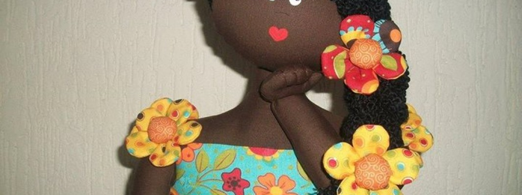 Molde – Boneca namoradeira