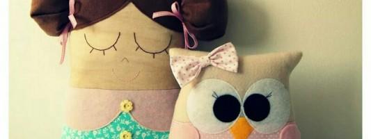Inspiração – Boneca Tati