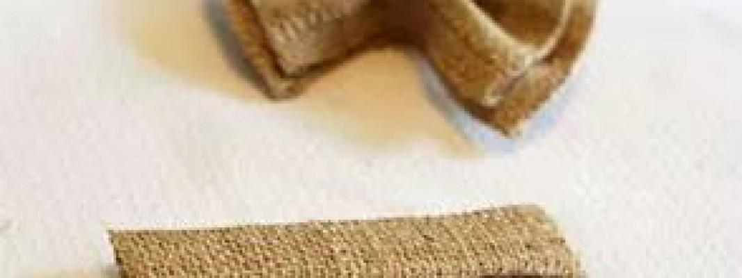 Tutorial – Fazendo laço de saco de batatas
