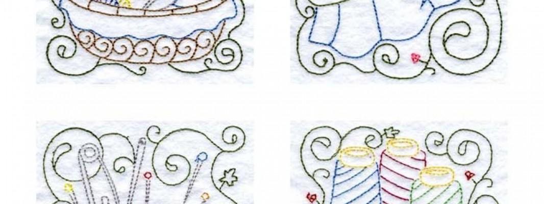 Inspiração – Lindos bordados feitos à mão