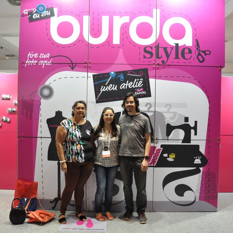 Feira de artesanato – BurdaExpo 2015