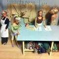 Barbie costureira