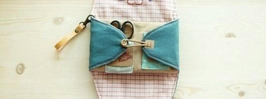 Molde – Organizador de costura