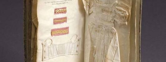 Livro de costura precioso