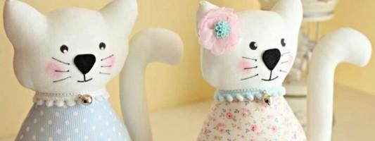 Inspiração – Casal de gatinhos