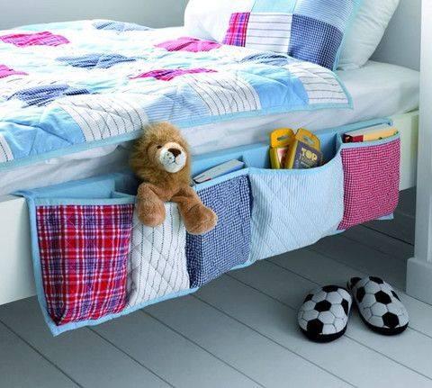 bolsos cama
