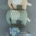 Inspiração – Travesseiro de elefante