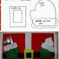 Molde – Jogo americano de Natal