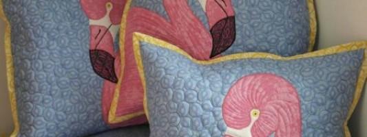 Inspiração – Flamingos