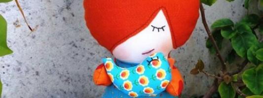 Inspiração – A boneca e seus passarinhos