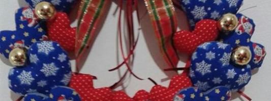 Inspiração – Guirlanda de Natal
