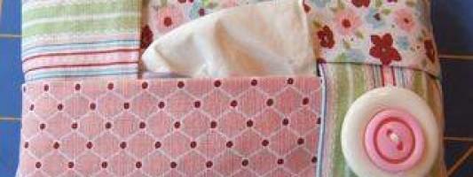 Inspiração – Porta lenço