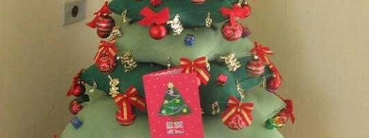 Inspiração – Mega árvore de Natal