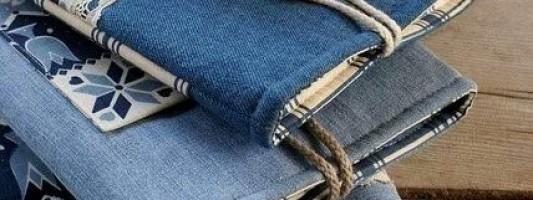 Inspiração – Porta tablet usando jeans