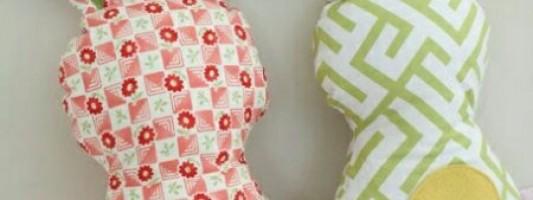 Inspiração – Almofada de bebê