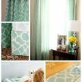 Tutorial – Fazendo cortina sem ilhós