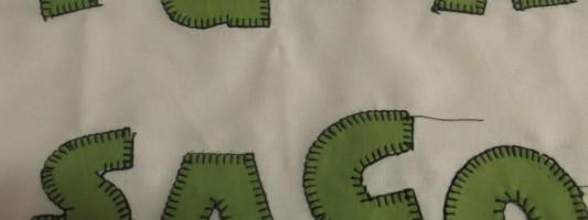 7ª Confraria da Costura: Puxa saco – por Regina Lima