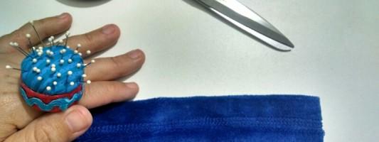 Tutorial – Barra de calça original fácil