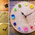 Relógio de costureira