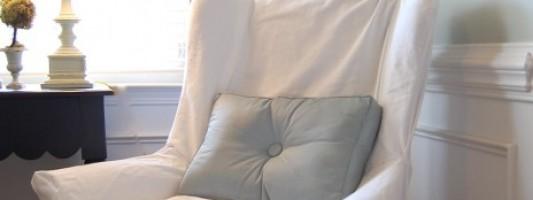 Tutorial – Fazendo uma capa para poltrona e sofá