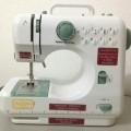 Sorteio de máquina de costura portátil