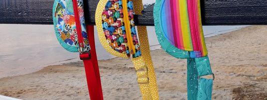 10ª Confraria da Costura: Pochete – por Lívia Pinheiro