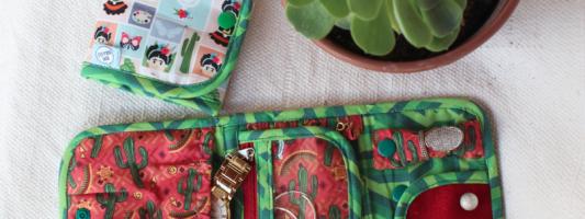 11ª Confraria da Costura: Porta-joias – por Lethícia Olimpio
