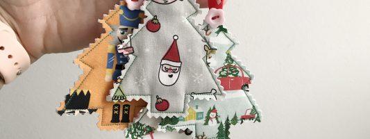 Protegido: Passo a passo: Enfeite de Natal fácil